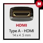 HDMI A Maschio